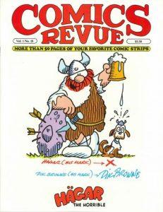 Comics Revue #18 (1985)