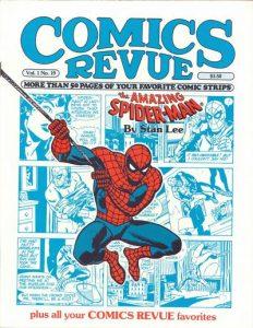Comics Revue #19 (1985)