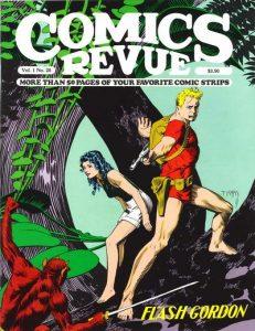 Comics Revue #20 (1985)