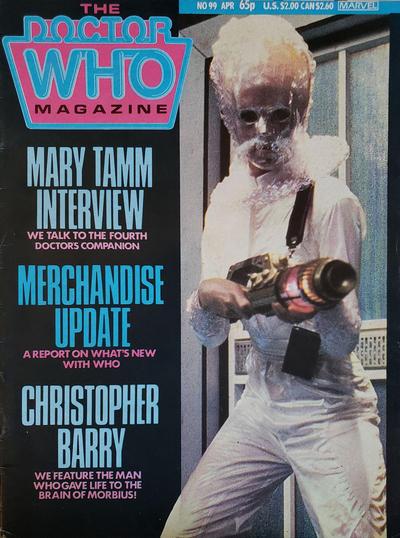 Doctor Who Magazine #99 (1985)