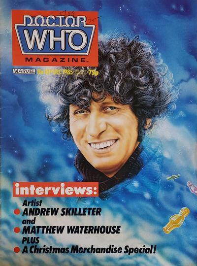 Doctor Who Magazine #107 (1985)