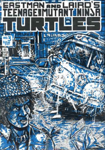 Teenage Mutant Ninja Turtles #3 (1985)