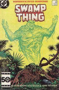 The Saga of Swamp Thing #37 (1985)