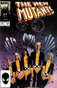 The New Mutants #24 (1985)