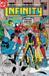 Infinity, Inc. #15 (1985)