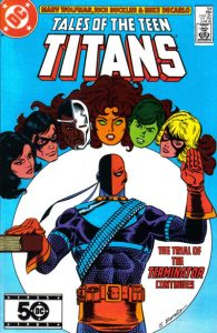 Tales of the Teen Titans #54 (1985)