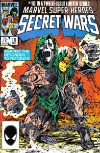 Marvel Super-Heroes Secret Wars #10 (1985)