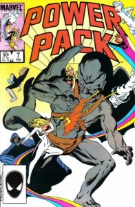 Power Pack #7 (1985)