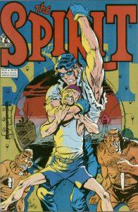 The Spirit #8 (1985)