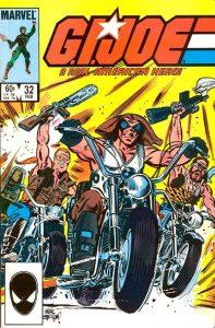 G.I. Joe #32 (1985)