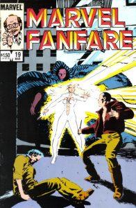 Marvel Fanfare #19 (1985)
