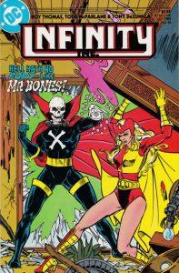 Infinity, Inc. #16 (1985)