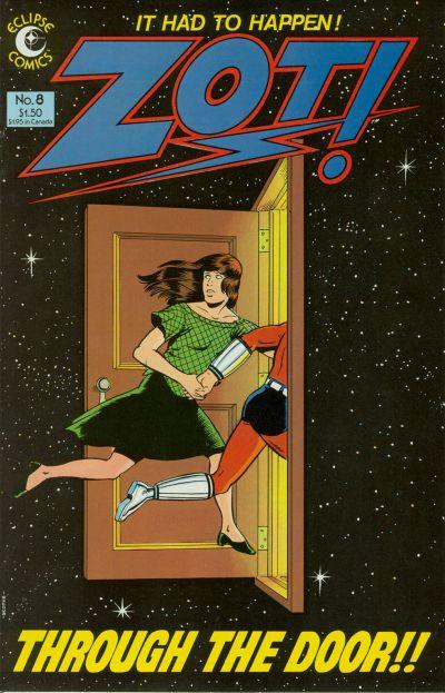 Zot! #8 (1985)