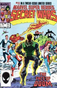 Marvel Super-Heroes Secret Wars #11 (1985)