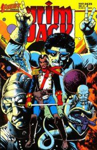 Grimjack #8 (1985)
