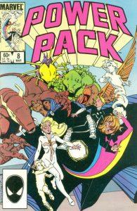 Power Pack #8 (1985)