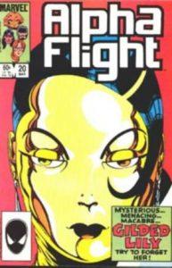 Alpha Flight #20 (1985)