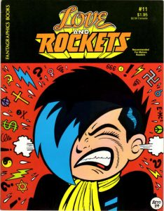 Love and Rockets #11 (1985)