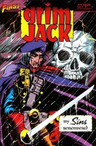 Grimjack #9 (1985)