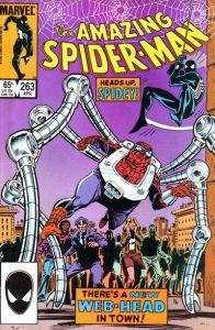 Amazing Spider-Man #263 (1985)