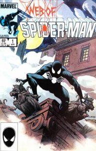 Web of Spider-Man #1 (1985)