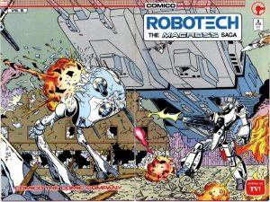 Robotech: The Macross Saga #2 (1985)