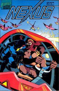 Nexus #7 (1985)