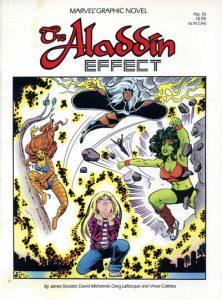 Marvel Graphic Novel #16 (1985)