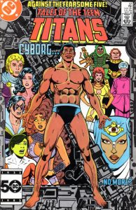 Tales of the Teen Titans #57 (1985)