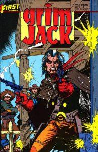 Grimjack #10 (1985)