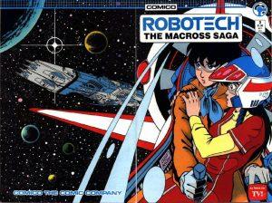 Robotech: The Macross Saga #3 (1985)