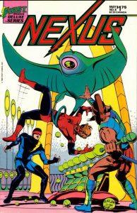 Nexus #8 (1985)