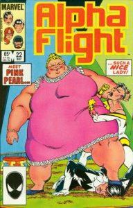 Alpha Flight #22 (1985)