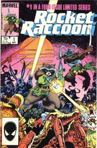 Rocket Raccoon #1 (1985)