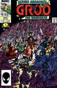 Sergio Aragonés Groo the Wanderer #3 (1985)