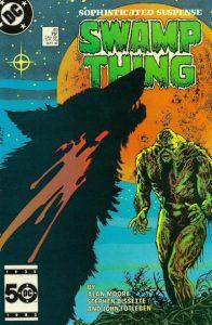 Swamp Thing #40 (1985)