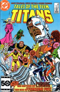 Tales of the Teen Titans #58 (1985)