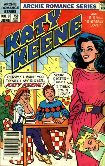 Katy Keene #9 (1985)