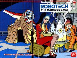 Robotech: The Macross Saga #4 (1985)