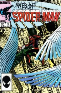 Web of Spider-Man #3 (1985)