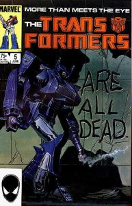 The Transformers #5 (1985)