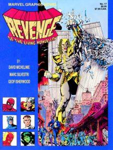 Marvel Graphic Novel #17 (1985)
