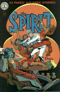 The Spirit #10 (1985)
