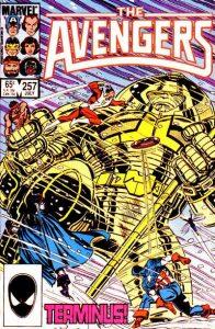 Avengers #257 (1985)
