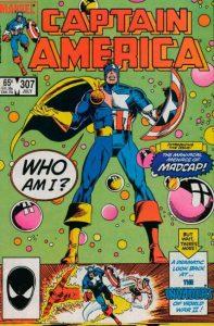 Captain America #307 (1985)