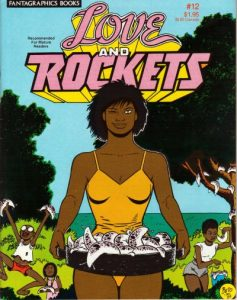Love and Rockets #12 (1985)