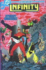 Infinity, Inc. #20 (1985)
