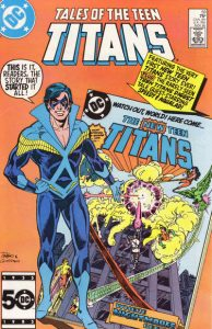 Tales of the Teen Titans #59 (1985)