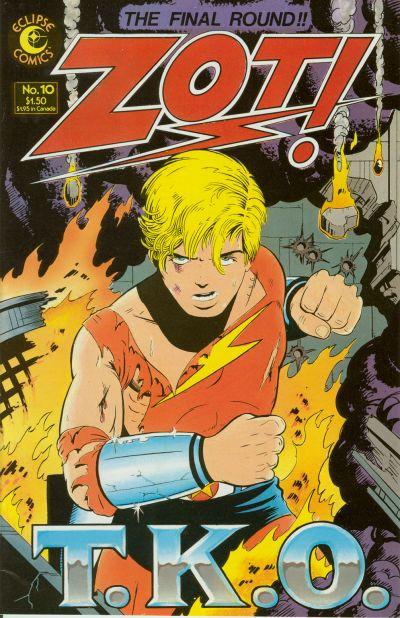 Zot! #10 (1985)