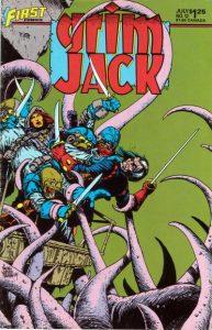 Grimjack #12 (1985)